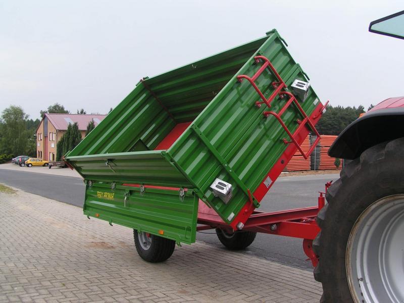 Anhänger PRONAR T654/1 - Pronar Sp. z o.o.