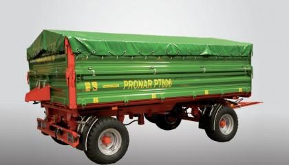 Przyczepa PRONAR PT606