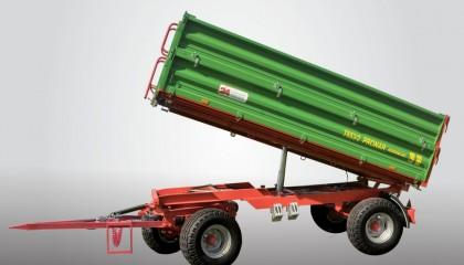 Przyczepa PRONAR T653/2