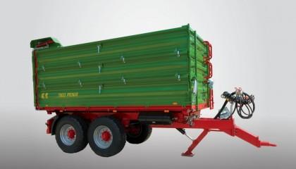 PRONAR trailer T663/3 & T663/3 SILO