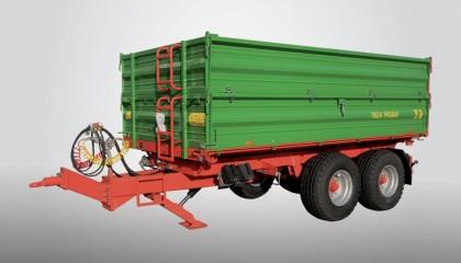 Trailer PRONAR T663/4 & T663/4 SILO
