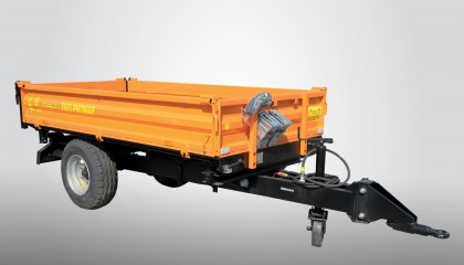 Trailer PRONAR T655