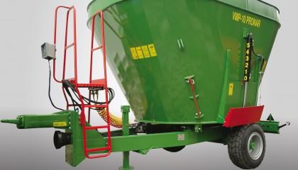 Futtermischwagen PRONAR VMP-10