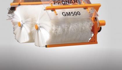 Waschbürste für Frontausleger Pronar GM 500