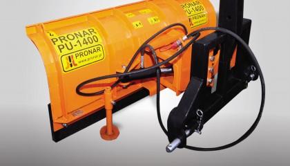 Snow plow PRONAR PU-1400