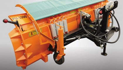 Snow plows PRONAR PU-2600 & PU-3300