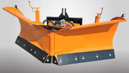 Pługi odśnieżne PRONAR PUV-2600M PUV-2800M PUV-3000M PUV-3300M