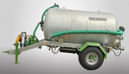 Slurry tanks