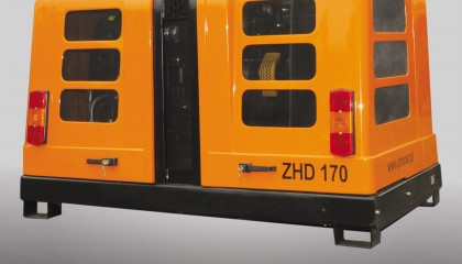 Brennstoffzellenaggregat ZHD 170