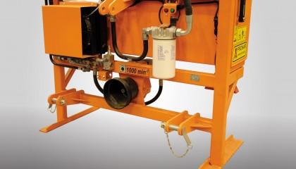 Zasilacz hydrauliczny PRONAR ZHZ100