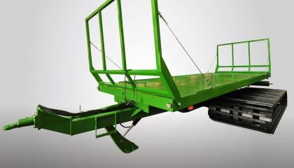 Anhänger PRONAR T024R
