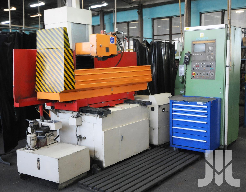 Szlifierka 3D721 CNC sterowanie SIEMENS