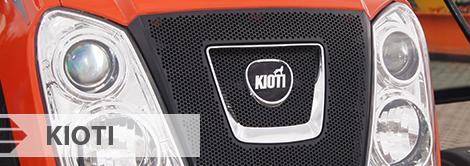 Technika rolnicza- ciągniki Kioti