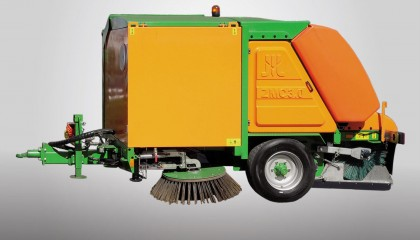 Sweeper PRONAR ZMC 3.0