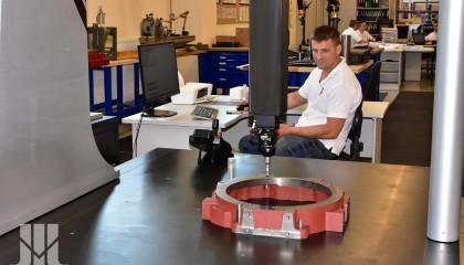 Измерения с использованием координатно-измерительной машины