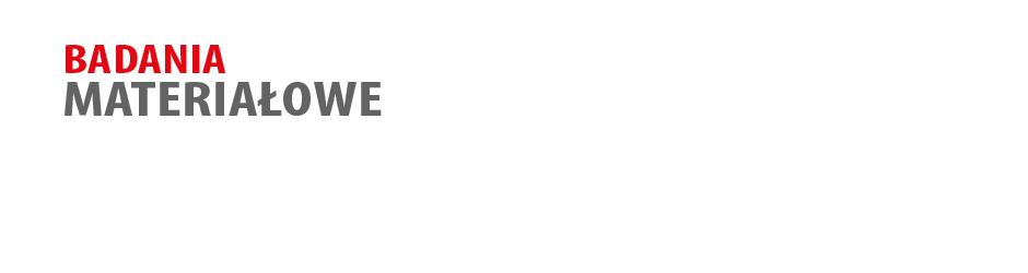 CBR slajder napis badania materiałowe