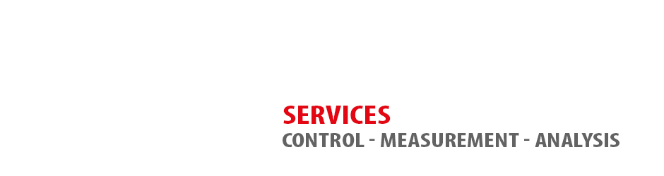 CBR slajder usługi kontrola pomiary analizy EN