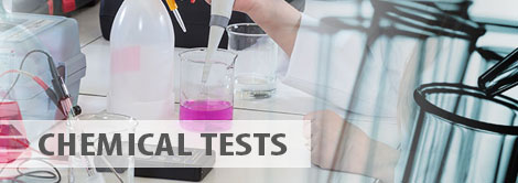 Chemical tests