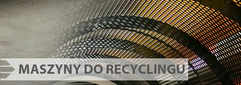 Technika komunalna Pronar - maszyny do recyklingu
