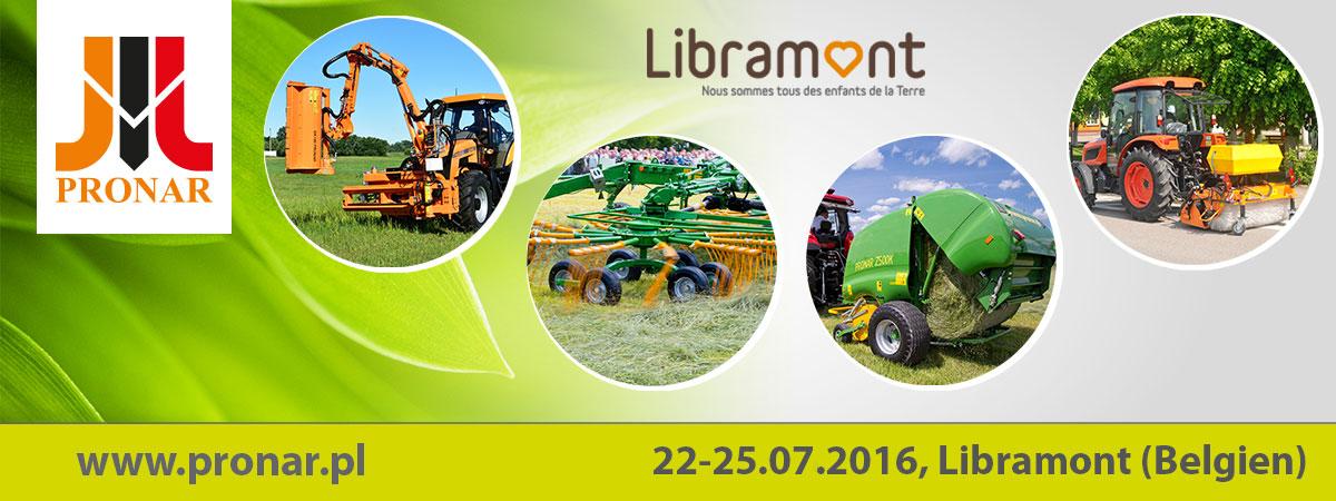 Einladung: Libramont Fair, 22-25.07.2016, Libramont (Belgien)