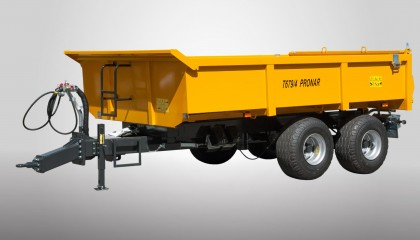 PRONAR trailer T679/4
