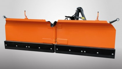 Snow plows PRONAR PUV-2600 & PUV-2800