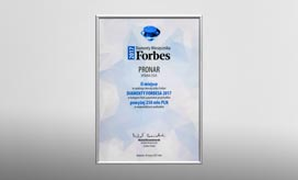 Diamonds of Forbes 2017