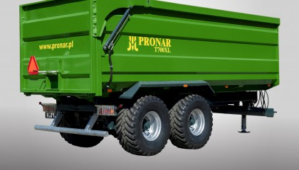 Trailer PRONAR T700XL