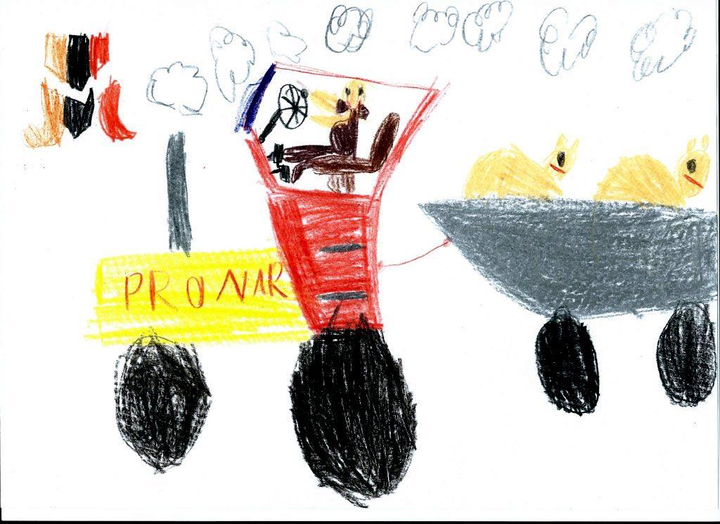 Aleksander, lat 8