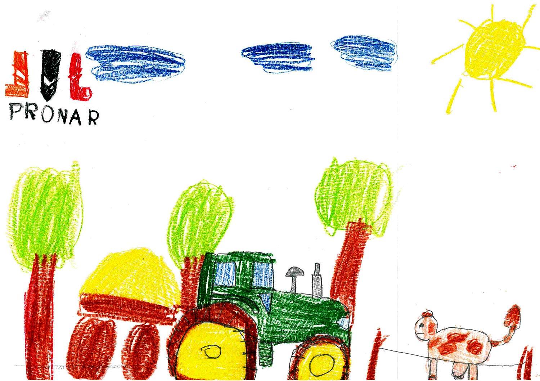 Grzegorz, lat 5