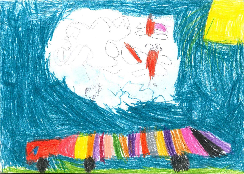 Magda, lat 5