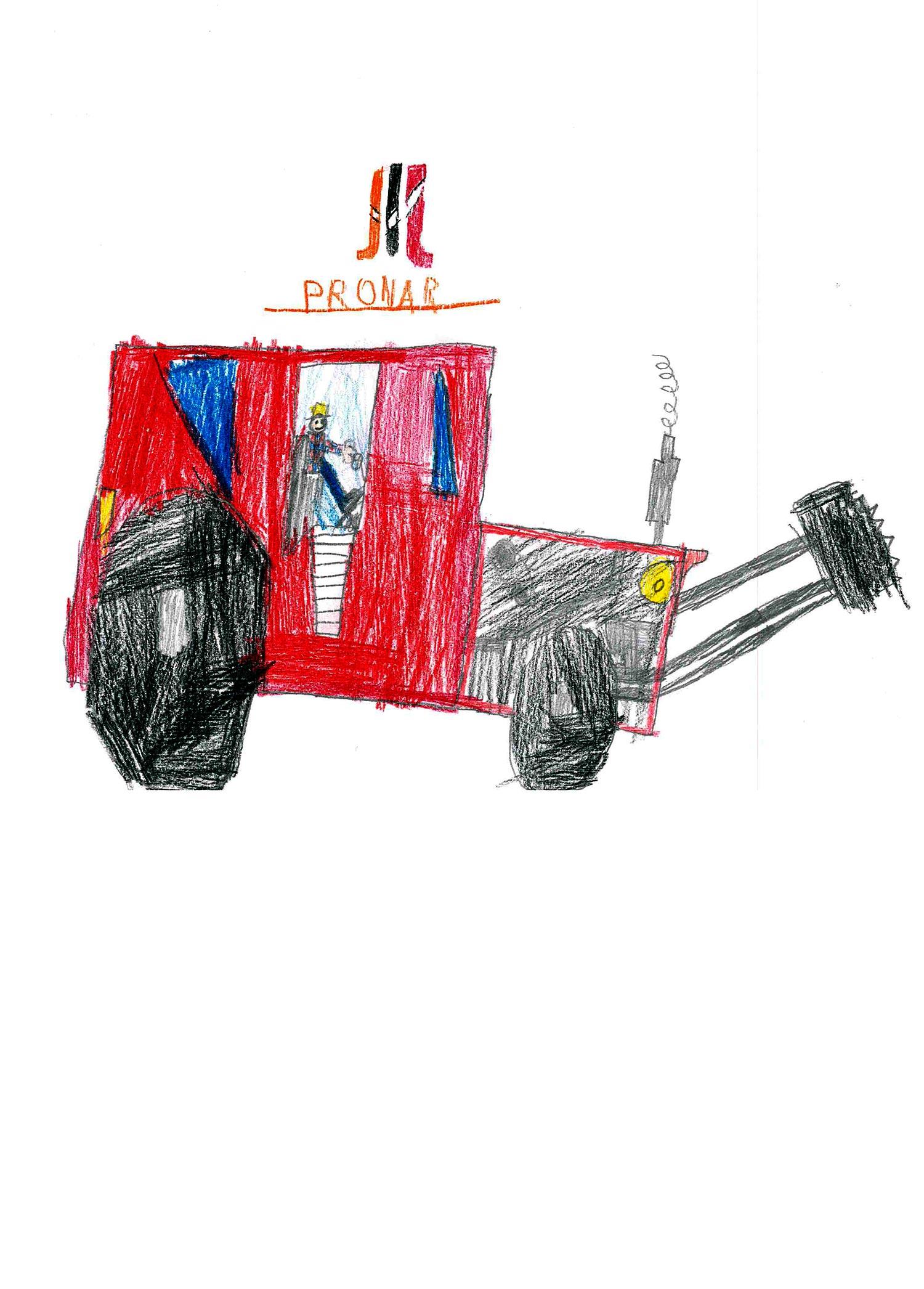 Michał, lat 6