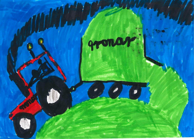 Tomasz, lat 7