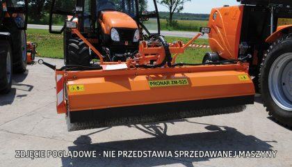 Zamiatarka samochodowa PRONAR ZM-S25