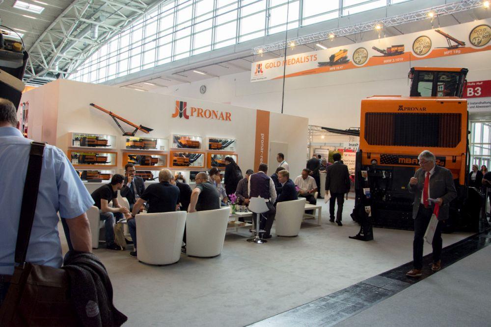IFAT w Monachium – niezwykle pomyślne dla Pronaru