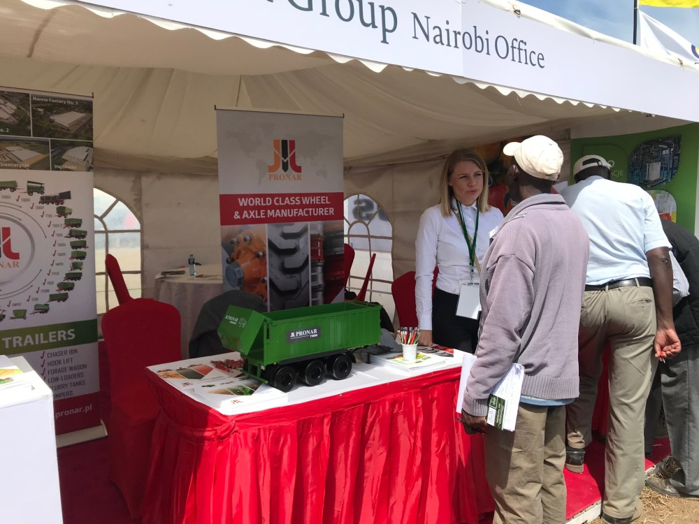 FARM-TECH EXPO Kenia 2018