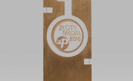 МПВ (Международная Познаньская Выставка) Золотая Медаль