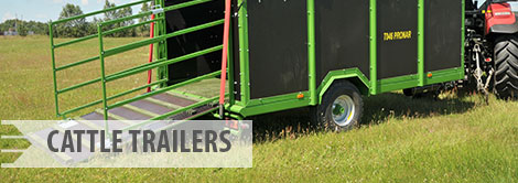 Pronar CATTLE TRAILERS