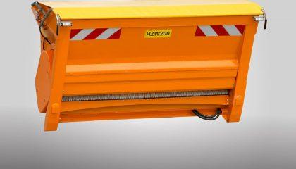 Posypywarki samozaładowcze PRONAR HZW150, HZW200