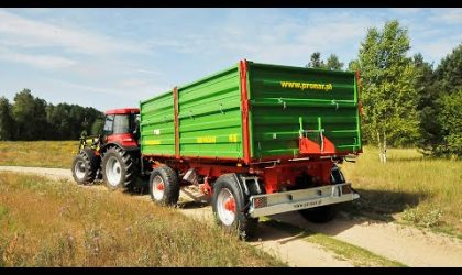 How is it done? Trailer Pronar T680