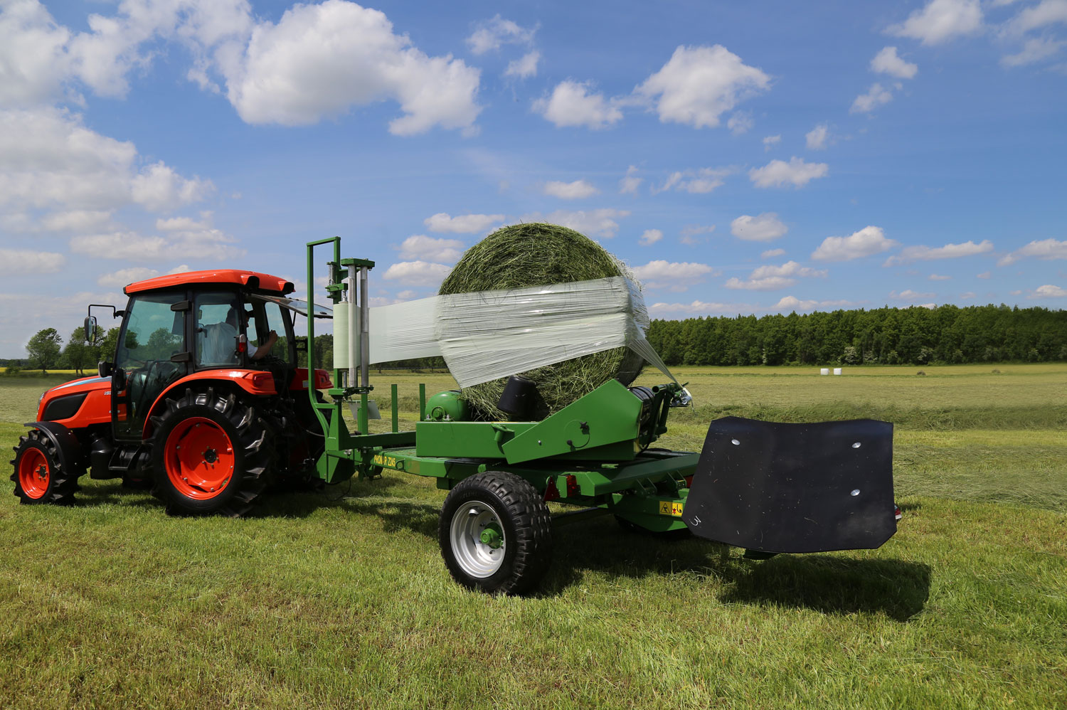 bale wrapers