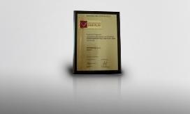 Certyfikat - Przedsiębiorstwo FAIR PLAY - 2004