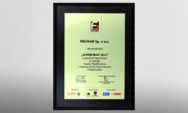 SUPERFIRMY 2012 w powiecie hajnowskim w rankingu Gazety Współczesnej i Wyższej Szkoły Ekonomicznej w Białymstoku