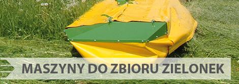 Technika rolnicza- maszyny do zbioru zielonek Pronar