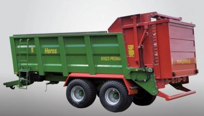PRONAR manure spreader N162/2