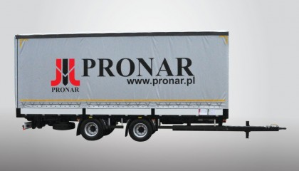 PRONAR trailer PC2200