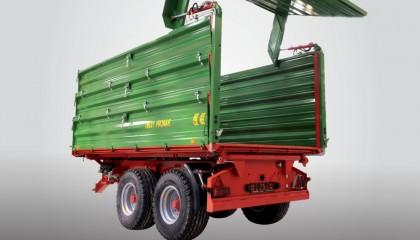 Anhänger PRONAR T663/1 und T663/1 SILO