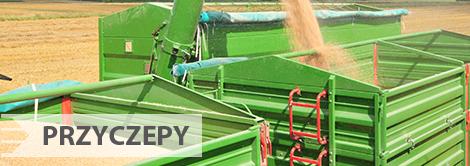 Technika rolnicza- przyczepy Pronar