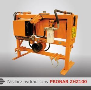 zasilacz hydrauliczny ZHZ