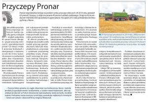 Artykuł Przyczepy Pronar WRP